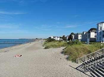 Strand von Heiligendamm