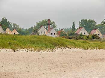 Wustrow: ehemalige Wohnsiedlung Rerik-West