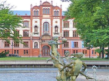 Die Universität Rostock