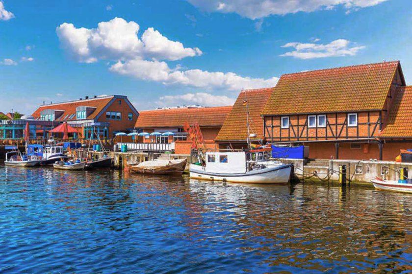 Der Alte Hafen Wismar