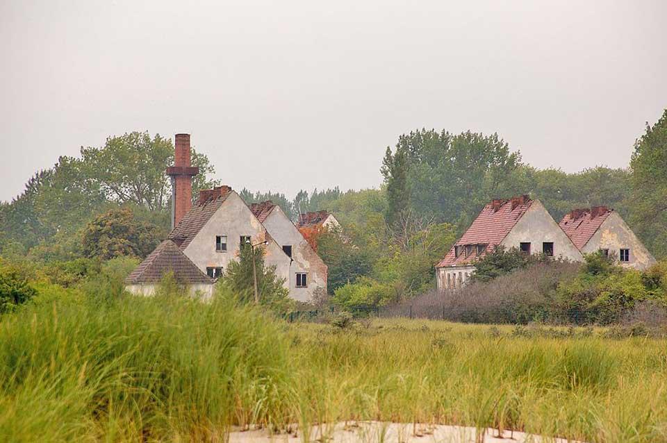 Geschichte und Besiedelung der Insel Wustrow